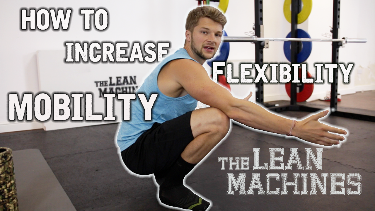 Why mobility and flexibility is important to you.