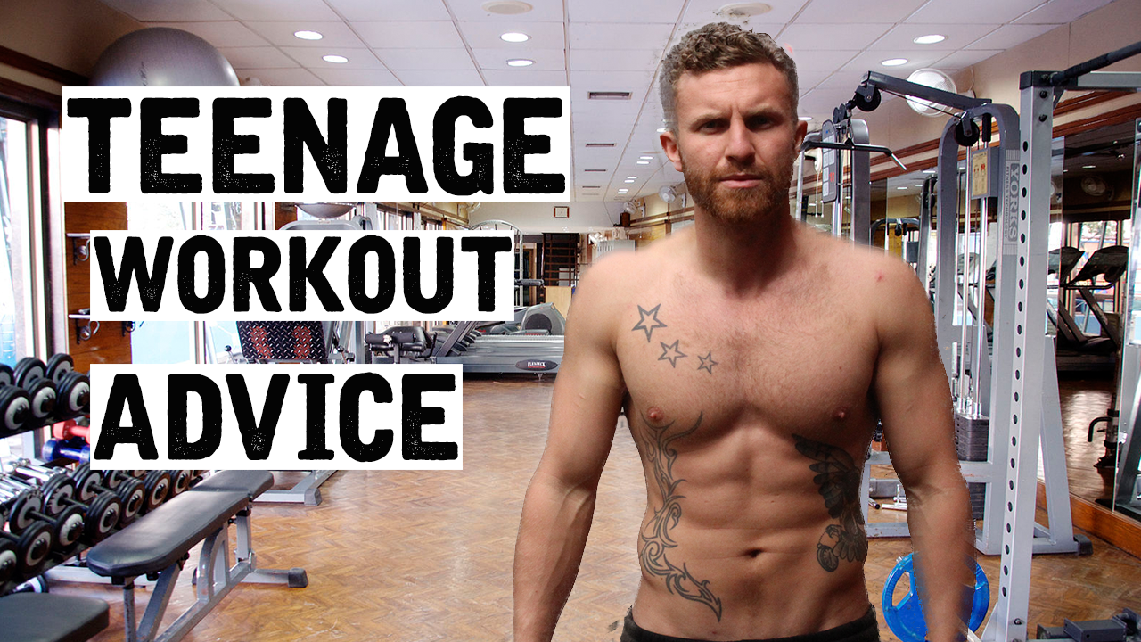How To Workout As A Teenager.