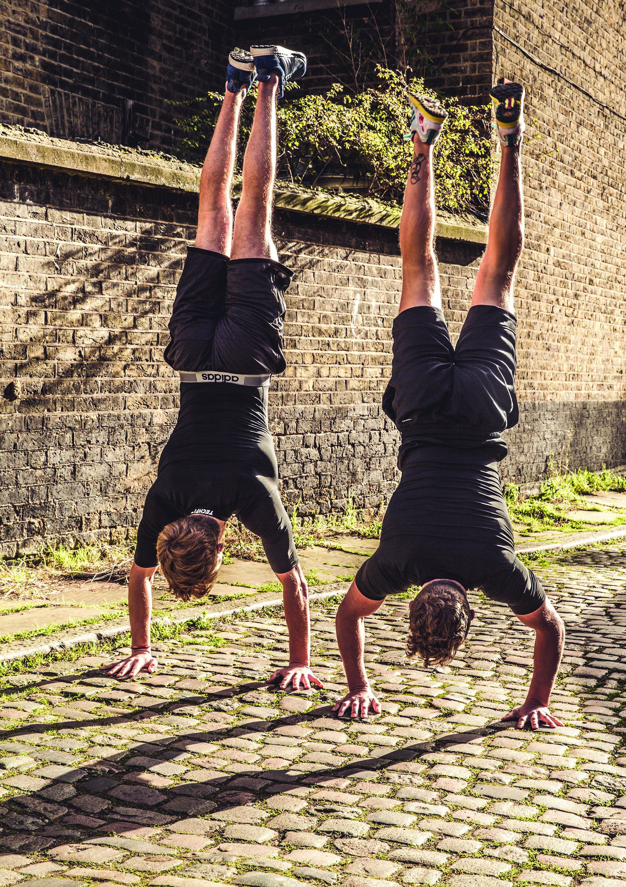 Why I've fallen in love with Calisthenics