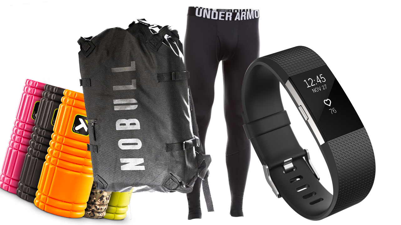5 AWESOME Gifts for Fitness Fanatics
