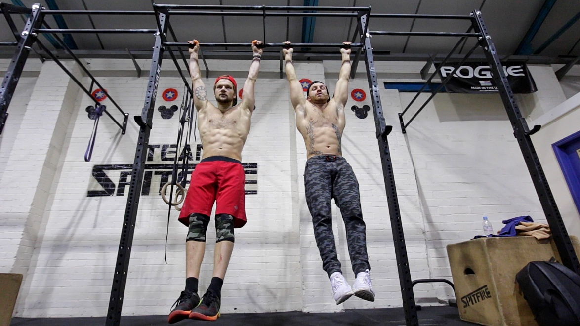 Stepping Outside Our Comfort Zones With The CrossFit Open